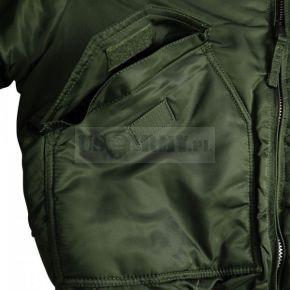 97748f022b564 Kurtki wojskowe - Kurtka CWU45/P Alpha Industries | Odzież wojskowa